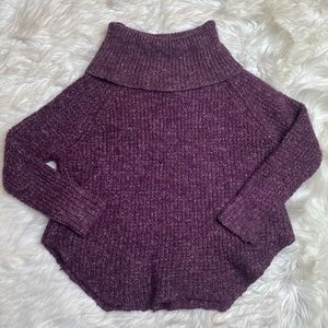 Women's Free People cropped Sweater size Small